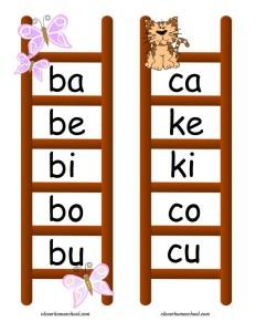 blend ladder b & c