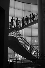 randy robertson staircase silhouette