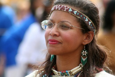 """Faces at the Pow Wow"" by Tony Alter CC BY 2.0"